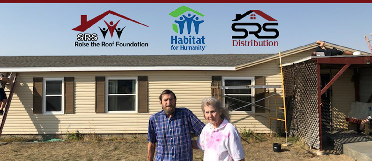 SRS and Habitat for Humanity
