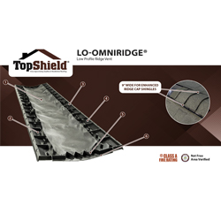 Lo-OmniRidge® Fire Rated