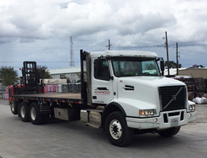 Advanced Building Products Truck
