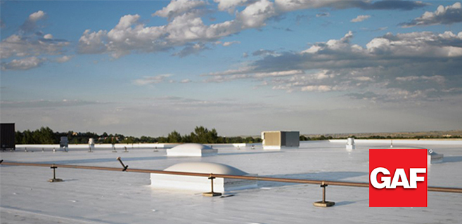 COMMERCIAL ROOFING - GAF 1