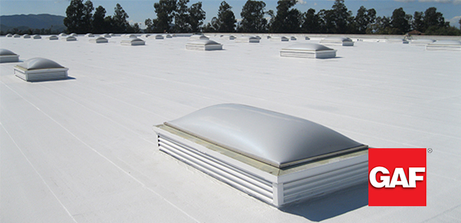 COMMERCIAL ROOFING - GAF 2