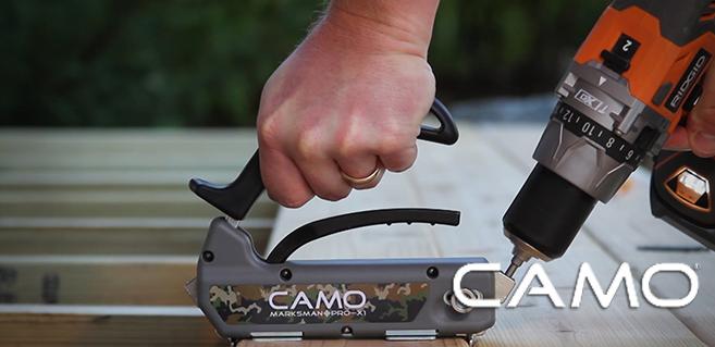Decking & Railing - Camo 1