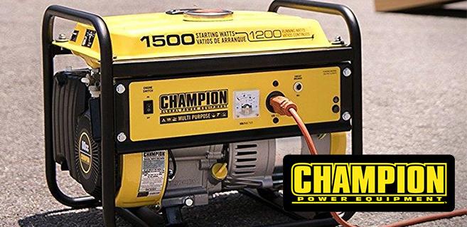 Tools - Champion 1