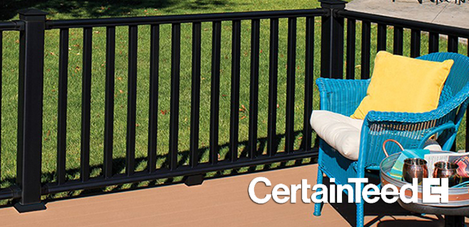 Decking & Railing - CT Evernew 1