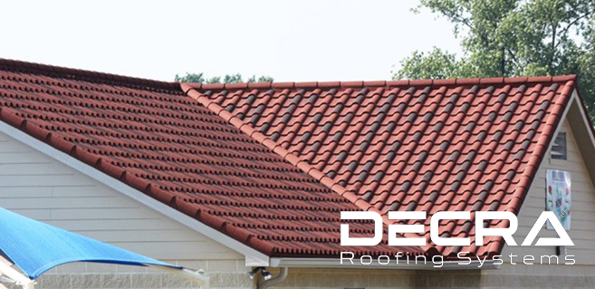 Roofing Products - DECRA1