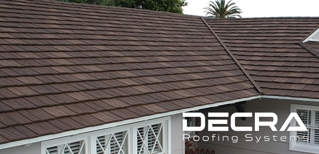 Roofing Products - DECRA2