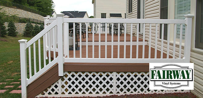 B&L WHOLESALE SUPPLY is a trusted distributor of DECKING
