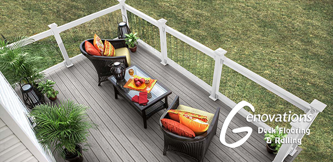 DECKING & RAILING - GENOVATIONS 2