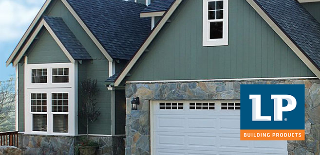 SIDING - LP SMARTSIDE 1