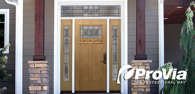 Exterior, Patio & Storm Doors