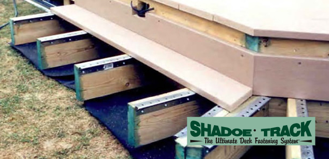 Decking & Railing - Shadoe 1