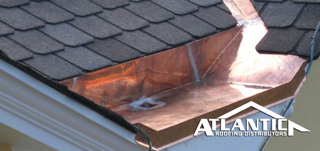 GUTTERS – COPPER & PAINTED
