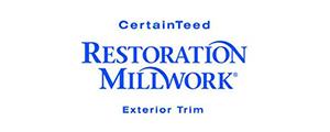 CertainTeed RESTORATION MILLWORK®