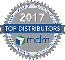 2017 MDM Top Distributors