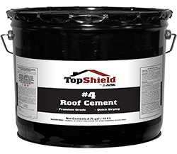#4 Roof Cement
