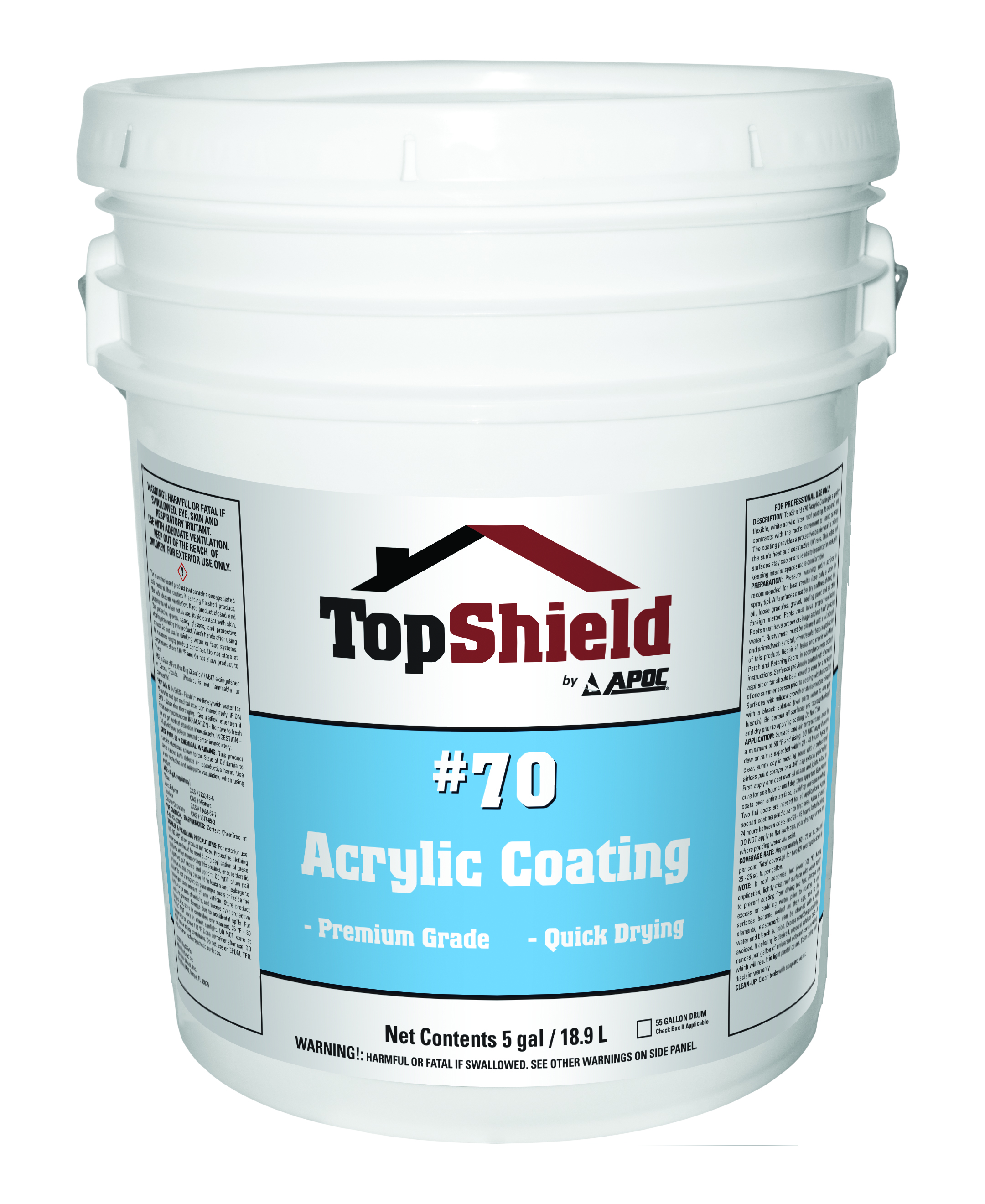 #70 Acrylic Coating