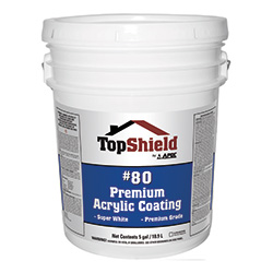 #80 Premium Acrylic Coating